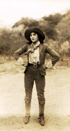 Olive Borden as 'Valencia' - 1926 - The Country Beyond - Directed by Irving Cummings - @~ Mlle