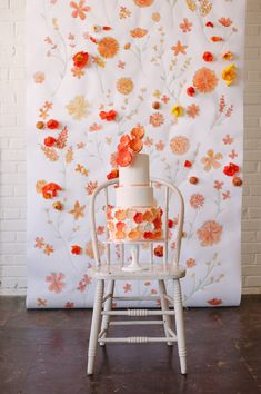 Orange Crush Wedding Ideas
