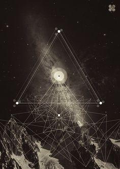 music, song, poster, sacred geometry, imagine dragons, triangl, radioact, imagin dragon, design