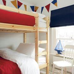 boy bedroom, children bedroom, childs bedroom, boy room, curtain