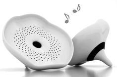 Lotus is a Bluetooth speaker that syncs with your smartphones and devices, to provide sublime auditory satisfaction while taking a soak. Float it next to your yellow duck and simply take in the ripple sensations as they stir the water in rhythm to the beats of the music.