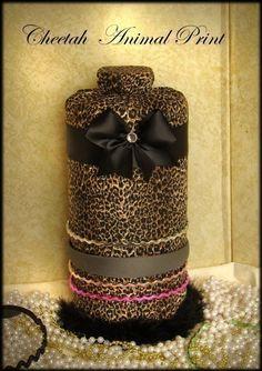 PRINCESS Cheetah ANIMAL Print Headband NeckLace by SoZoeyBoutique, $19.95