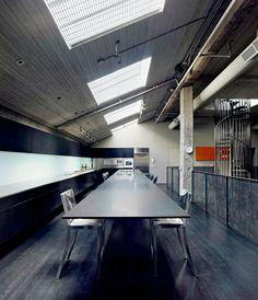 Contemporary loft