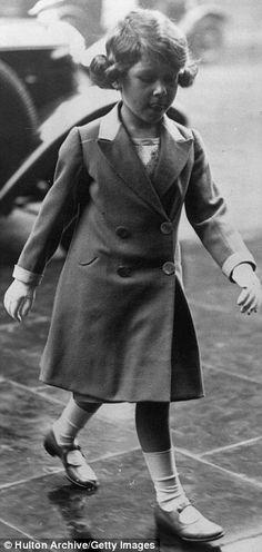 Princess Elizabeth (Queen Elizabeth II) 1932