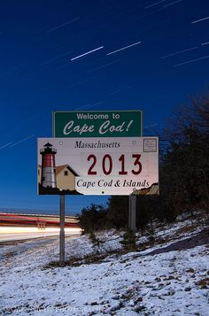 Welcome to Cape Cod!