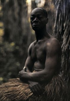 Zulu Man.