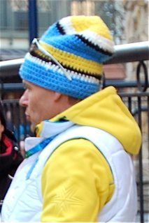 The Swedish Crochet Hats of the Winter 2010 Olympics - Crochet Daily - Crochet Me