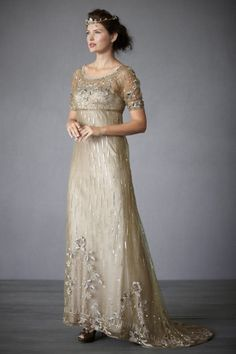 I love this gown. Fairy Song Gown - BHLDN