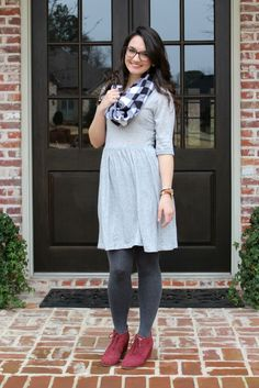 The Out and About Dress — Sew Caroline
