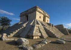 Dzibilchaltun, near Merida, Mexico