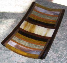 Fused Glass Platter