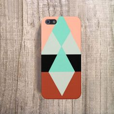 Geometric iPhone Case iPhone Case Mother's Day by casesbycsera