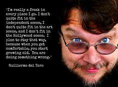 Guillermo del Toro - Film Director Quote -  Movie Director Quote  #guillermodeltoro