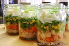 canning  your own chicken soup