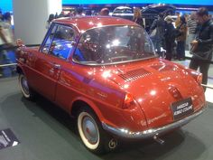 Mazda R360 Coupe vintag car, motor classic, micro car, japanes auto, awesom car, wee car