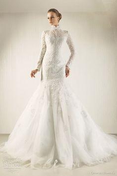 #modest #wedding #gown