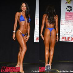 Casey Samsel looking amazing at the 2014 Team Universe in a Medium Random Crystal Bikini. Royal blue lycra fabric, top has L-61c and S-46c connectors, scrunch mini bottom has L-61c connectors.
