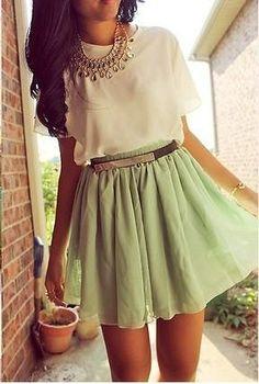 classy dress pretty long hair