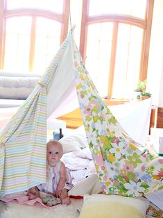 how to make a living room fort