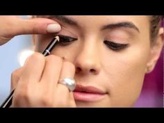 Sephora Pro Artist Sara Biria shows you how to get the Baby Winged Liner makeup look.