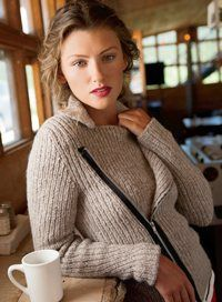 The Tubular Cast-On & the Tara Jacket - Knitting Daily - Blogs - Knitting Daily