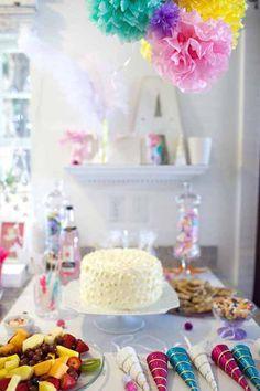 unicorn themed party