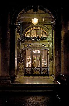 Caffe Florian at Night, Venice by Rita Crane Photography, via Flickr
