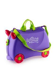 Melissa & Doug Trunki Bundle, Purple. How cute is this?  Adorable! Link is on My Habit - http://www.myhabit.com/