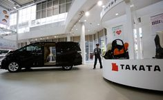 Takata Saw and Hid Risk in Airbags in 2004, Former Workers Say - NYTimes.com