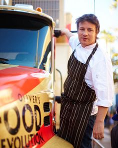 Jamie Oliver!