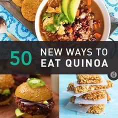 New Ways to Eat Quinoa