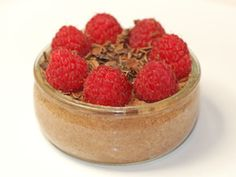 Chocolate mousse (GI Diet)