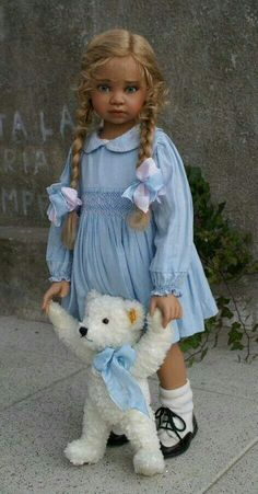 This is a doll ...