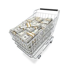 Grocery Sales Cycles - a great way to learn to stock up when it's on sale, even if you're not using coupons (but knowing those cycles + coupons = even bigger savings)