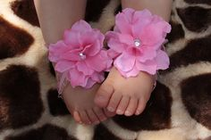 Baby Barefoot Sandles