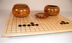 Go Board Game Sets. From full-sized solid wood and classic bamboo boards, to portable vinyl mats, we have the perfect Go board to suit your game plan.