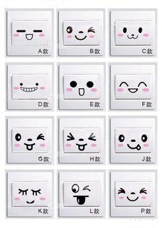 12 expressions - Cute for Amigurumi