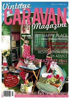 Vintage Caravan Magazine!