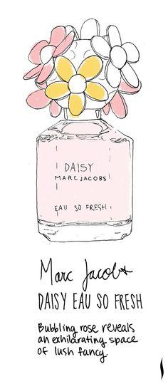 Marc Jacobs Daisy Eau So Fresh. Discover the #Sephora fresh take on fragrance. #SephoraGardenParty