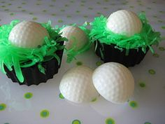 Image detail for -Want to make these cute golf ball cup cake soaps? Learn how on Denise ...