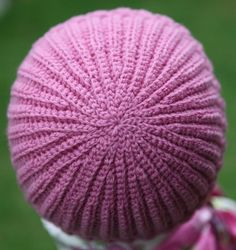 Free Crochet brioche-like Pattern
