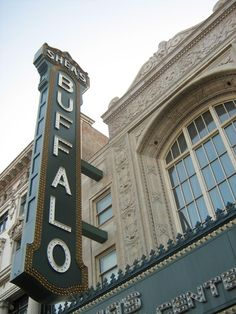 Shea's Buffalo Theater ~ Buffalo, NY