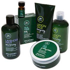 Paul Mitchell- Tea Tree products