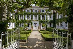 HOTEL PHOTOGRAPHY by Tim Clinch, via Behance Les Pres d'Eugenie by Michel Guerard magnifique!