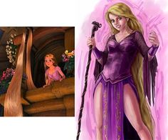 Disney Princesses Gone Very Bad (Cinderella With Blades? Disney Chicks Ain't Nothing to Mess With!) | StyleBlazer