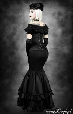 Gothic clothing from www.restyle.pl
