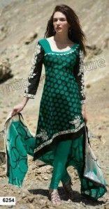 Natasha Couture Casual Shalwar Kameez Collection 2012