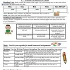 My 3rd grade team uses this as our daily homework. We started using it last year as a way of managing homework since we departmentalized.  We found...