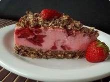 Torta-de-bis-e-morango