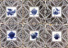 Azulejos antigos no Rio de Janeiro: Centro IV - Rua do Rosário